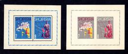 ALBANIE - 1962 - Yvert 2 BF N°6E Dentelé & ND  NEUFS ** LUXE/MNH - Tourisme - Albania
