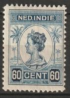 Netherlands Indies 1922 Sc 132  MH - Niederländisch-Indien