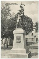 RIBERAC (24) – Monument Des Mobiles. Edition M. Blois. - Riberac