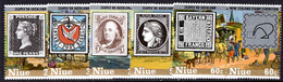 Niue 1980 Zeapex Unmounted Mint. - Niue