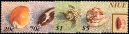 Niue 1998 Shells Unmounted Mint. - Niue