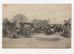 "A89) África Portuguesa Angola Village Gospel Meeting ""angola Series"" Ed. Edward Sanders Colonial - Angola"