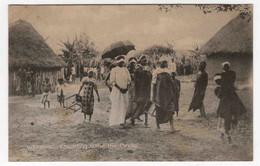 "A99) Africa Portuguesa Angola Wedding Escorting Home The Bride ""angola Series"" Ed. Edward Sanders RARE - Africa"