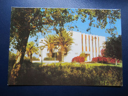 ISRAEL NIR GALIM SYNAGOGUE ASHDOD POSTCARD PICTURE PHOTO POST CARD ANSICHTSKARTE CARTOLINA CARTE POSTALE CACHET STAMP - Israel
