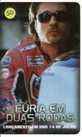Moto Motorbike Télécarte Phonecard Brésil (D 1046) - Moto