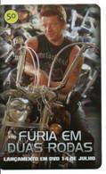 Moto Motorbike Télécarte Phonecard Brésil (D 1047) - Moto
