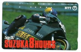 Moto Motorbike  Télécarte Phonecard Japon (D 1050) - Moto