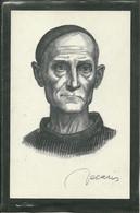 ALBERT DECARIS - Autoportrait ..... (ref 567) - Sellos (representaciones)