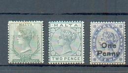 B 208 - MALTE  - YT 5-7-17 * - Malta