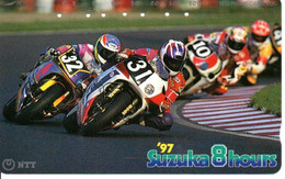 Moto Motorbike  Télécarte Phonecard Japon (D 1057) - Moto