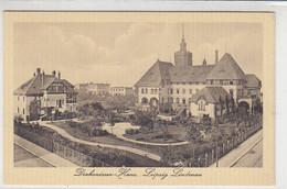 Diakonissen Haus - Leipzig-Lindenau - Um 1910 - Leipzig