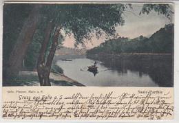Gruss Aus Halle - Saale Parthie - 1899 - Halle (Saale)