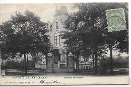 [ LIE 3 ]  Verviers  --   (  247   )   Château Spinhayer - Verviers