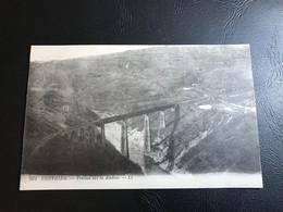 823 - CHEVRIER Viaduc Sur Le Rhone - Other Municipalities