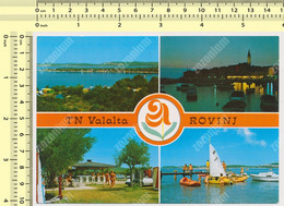 ROVINJ ,TN VALALTA Naturist Camp,Beach  NATURISTE NUDISME NUE NUDE Hrvatska Croatia Postcard - Kroatien