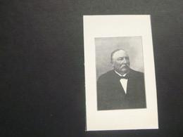 Doodsprentje ( 3684 )  Notebaert / De Backer   -  Petegem / Oudenaarde   Gent  1912 - Avvisi Di Necrologio