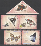 PE343 2014 BUTTERFLIES FLORA & FAUNA 1SET MNH - Mariposas
