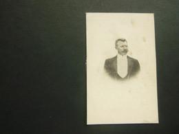 Doodsprentje ( 3689 )  Delhaye / Notteboom  -  Waasten  Warneton  Matadi ( Congo  Kongo )  1904 - Avvisi Di Necrologio