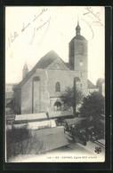 CPA Vayrac, Eglise - Vayrac