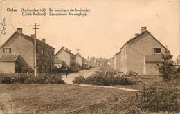 Belgique - Olen - Oolen - Usine Radium - Les Maisons Des Employés - Olen