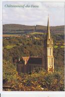CHATEAUNEUF-DU-FAOU :  La Chapelle - Châteauneuf-du-Faou
