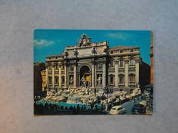 ROMA  -  ROME  -  Fontaine De Trévi    -  ITALIA  -  ITALIE - Fontana Di Trevi