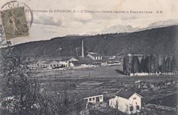 Isère : PONT De CLAIX : Usine De Chlore Liquide : Environs De Grenoble : Industrie : - Sonstige Gemeinden