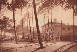 Le Pavillon Du Country Club De CHIBERTA - GOLF - Départ Du N° 10 - Otros Municipios