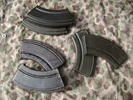 Charguer Britanique BREN 303 Original WWII Magazin,super !! Militaire - Decorative Weapons