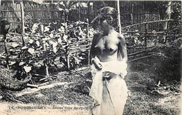 Inde - Pondichery - Jeune Fille Bengali - India