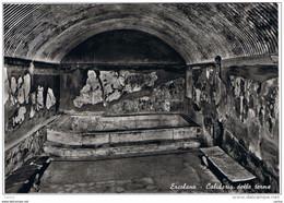 ERCOLANO (NA):  CALIDARIO  DELLE  TERME  -  FOTO  -  FG - Ercolano