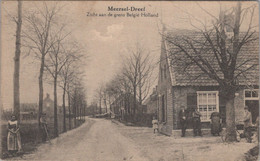 MEERSEL-DREEF - Zicht Aan Grens Belgie - Nederland - Hoogstraten