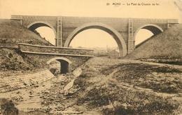 Belgique - Florenville - Muno - Le Pont Du Chemin De Fer - Florenville