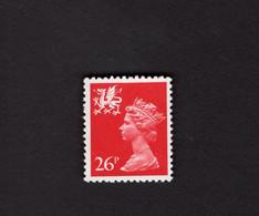 1126844347 1982 SCOTT WMMH47  (XX)  POSTFRIS MINT NEVER HINGED POSTFRISCH EINWANDFREI - QUEEN ELIZABETH II - MACHINS - Wales