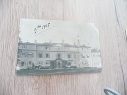 Carte Photo Archive Rogier Directeur Haras De Gélos Bâtiment Du Haras N°3 Voir Texte Au Dos - Pau