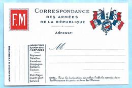 """Carte En Franchise Militaire - Verso: Collée, Vignettes """"exposition Internationale Lyon 1914"""" - Guerre 1914-1918 - WW1 - Tarjetas De Franquicia Militare"""