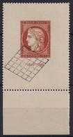 France N°841 Obl./used  BDF - Used Stamps