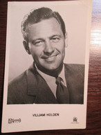 William Holden - American Actor - Entertainers