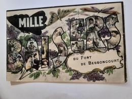 Mille Baisers Du Fort De Bessoncourt - Sonstige Gemeinden