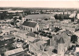 Cpm 79 Ménigoute  Hospice Boucard - Sonstige Gemeinden