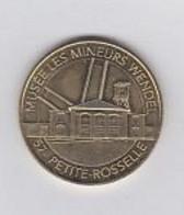 Musée Les Mineurs De Wendel Petite Roselle  2016 PL.6 - 2016