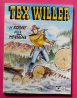 TEX # N. 15  - Mensile 2020, Gennaio  #  Le Schive Della Montagna # - Tex