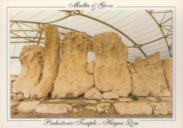 PREHISTORIC TEMPLE - HAGAR QIM - Malta