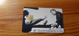 Phonecard Germany O 339 B 11.92 Kennedy, USA 5.000 Ex. - O-Series : Séries Client