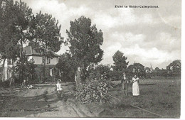 39 Calmpthout Zicht In Heide Calmpthout   Uitg Hoelen 6418 - Kalmthout