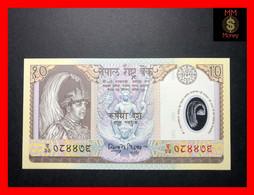 NEPAL 10 Rupees  2002  P. 45  *commemorative*  Polymer  UNC - Nepal