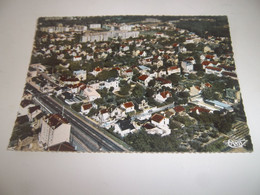 7adv - CPSM N° 375-50 A - FRANCONVILLE - Quartier De La Gare Et Vue Panoramique - [95] - Val D'Oise - - Franconville