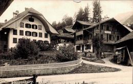 78313- Foto Karte Weissenburg Kanton Bern 1929 - BE Berne