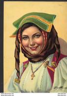 Donne - Viaggiata - Femmes