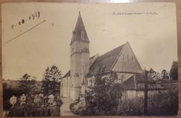Carte Postale Saint André Sur Orne L'église 1929 - Andere Gemeenten